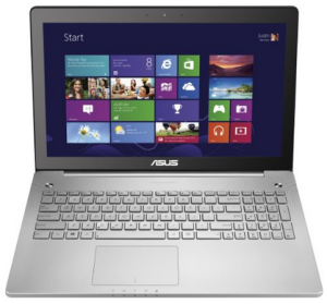 best laptops for graphic design - ASUS N550JV-DB72T