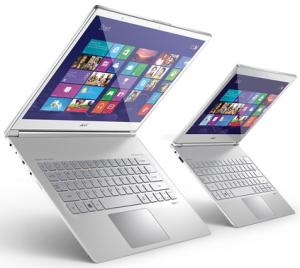 best lightweight laptop - Acer Aspire S7