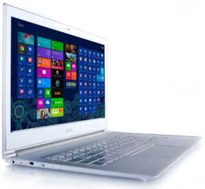 best touchscreen laptop - Acer Aspire S7-391-6818