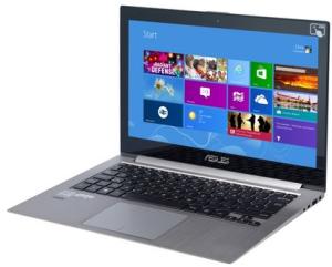 best lightweight laptop - Asus Zenbook Prime Touch