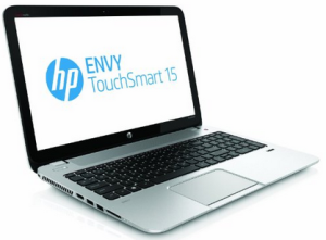 best touchscreen laptop - HP Envy 15-j070us