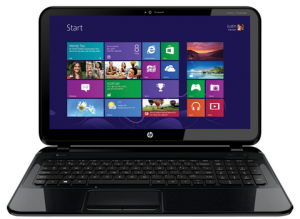 best multimedia laptop - HP Pavilion Touchsmart 15