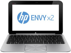 best lightweight laptop - HP envy X2