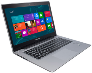 best ultrabooks - Lenovo IdeaPad U430 Touch
