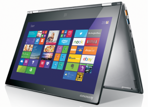 best hybrid laptop - Lenovo IdeaPad Yoga 2