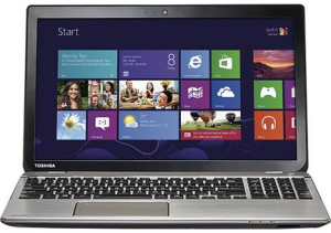 best laptop for business  - Toshiba Satellite P55-A5312