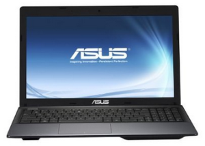best laptop for video editing - ASUS K55N-DB81
