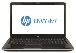 best laptop for video editing - HP ENVY DV7-7247cl