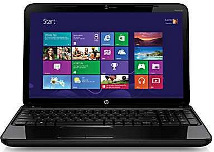 Best laptop for college students - HP Pavillion G6