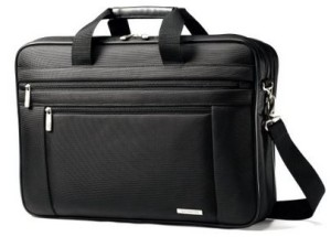 best laptop bags - Samsonite Classic Two Gusset 17 inch Toploader