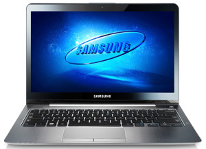 best 13 inch laptop - Samsung Series 5 UltraTouch