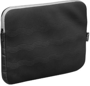 15.6 laptop sleeve - Targus - Debossed Laptop Sleeve