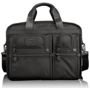 best laptop bags - Tumi Laptop Brief