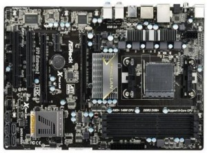 best motherboard for gaming - ASRock 970 EXTREME3