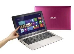 Pink Laptops - ASUS VivoBook X202E-DH31T-PK