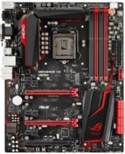 best motherboard for gaming - Asus z97 MAXIMUS VII HERO