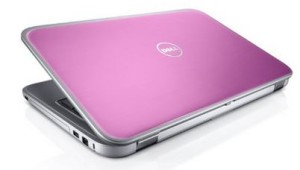 Pink Laptops - Dell Inspiron 17R