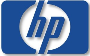 best laptop brands - HP logo