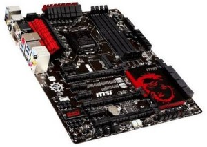 best motherboard for gaming - MSI Z87-G45