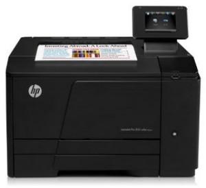 best wireless printer - Hewlett Packard LaserJet PRO 200