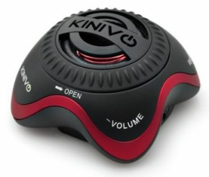 best portable speakers - Kinivo ZX100 Mini Portable Speaker