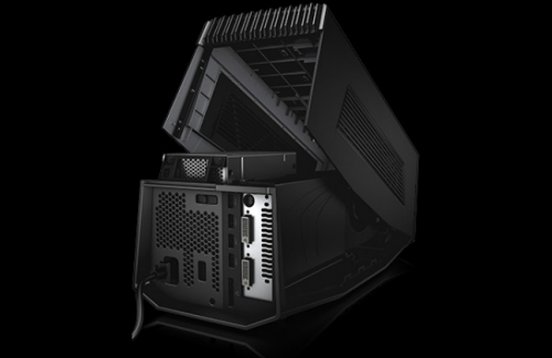 alienware 13 graphics multiplier