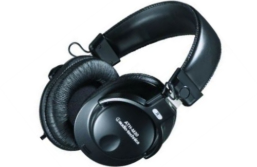 best noise cancelling headphones - Audio-Technica ATH-M30