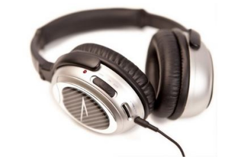 best noise cancelling headphones - Solitude XCS Active Noise Canceling and Amplifier Headphones