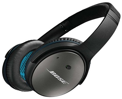 best noise cancelling headphones - bose quietcomfort 25