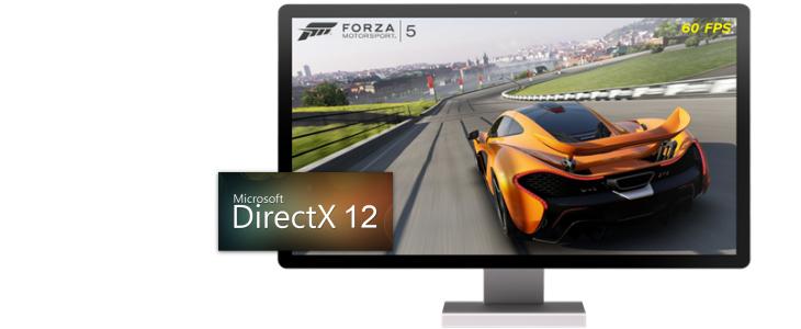 directx12 on windows 10
