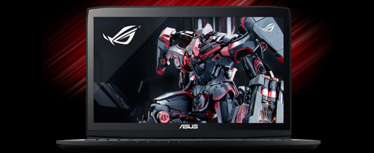 Asus G751 Gaming Series
