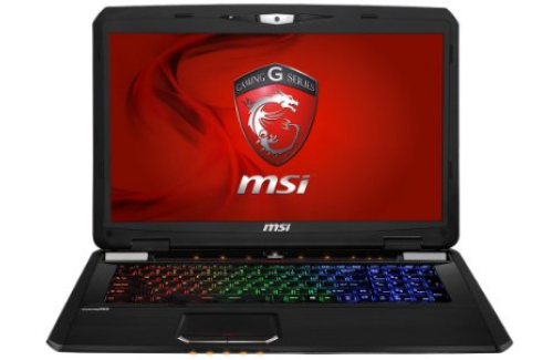 best laptop for minecraft - MSI GX70 Destroyer-229