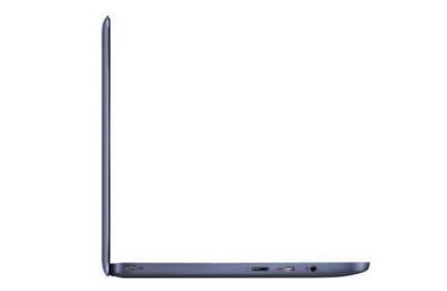 asus x205ta side