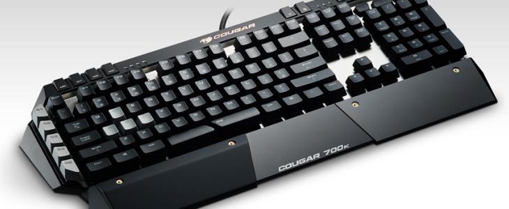 cougar 700k gaming keyboard