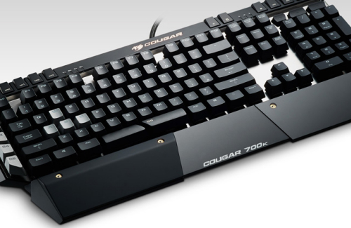 cougar 700k gaming keyboard