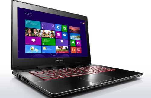 best laptop for minecraft - lenovo y40