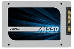 Crucial M550 512GB SATA SSD