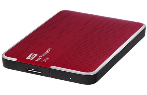 WD My Passport Ultra 1TB Portable External HD