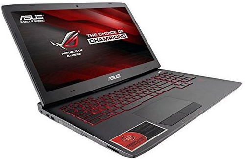 best laptop for autocad - ASUS G751JY