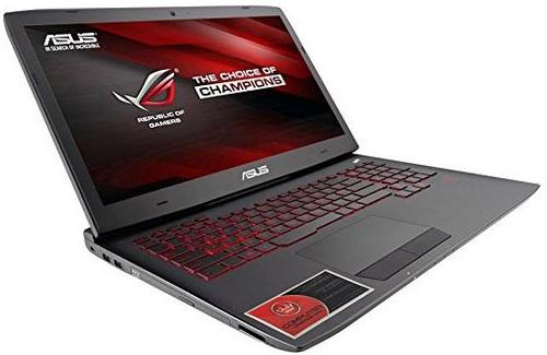 best laptop for autocad - ASUS G751JY