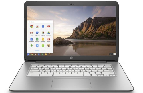 best laptops for seniors - HP Chromebook 14