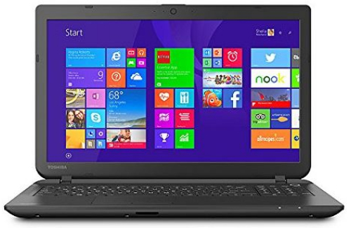 best laptops for seniors - Toshiba Satellite C55-B5356