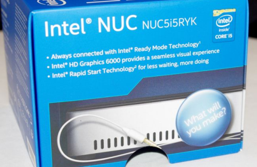 intel nuc box