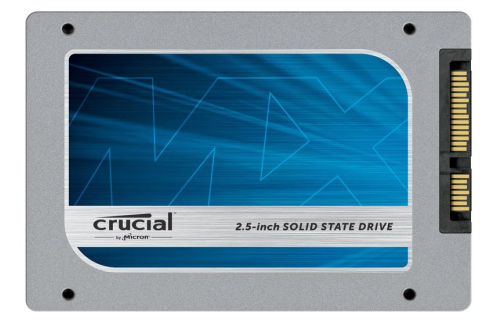 best ssd - crucial mx100