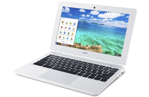 acer chromebook 11 review - sideview