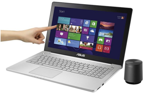 ASUS N550JK-DS71T review