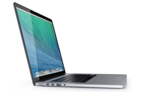 Apple Macbook Pro MGXA2LL A review side