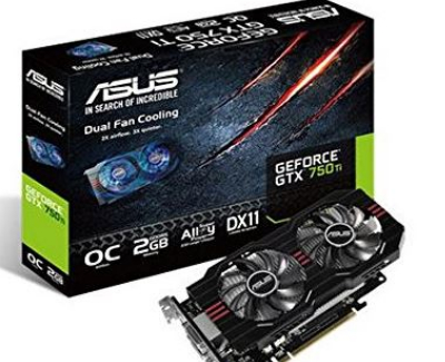 Video Card - ASUS GeForce GTX 750Ti