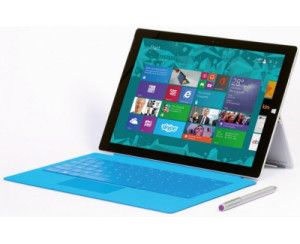 best hybrid laptop - microsoft surface pro 3