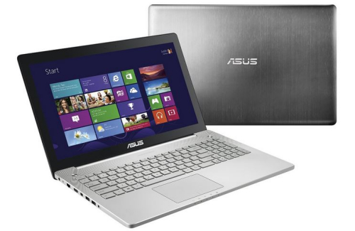 Best Laptop for Graphic Design - ASUS N550JX-DS71T